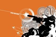Metal Gear Solid / by Nicklas Greer