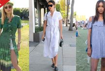 Easy, breezy summer style / Looks and feel great all summer with these great ideas!