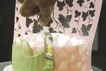 cake decorating / by Ashley Scott