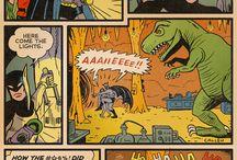 Comic Strips / by Kris Kelly