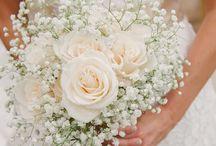Flower bouquet wedding