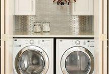 Laundry/bathroom combo