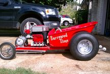 Home made hot rods