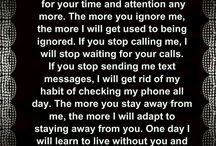 I won't beg