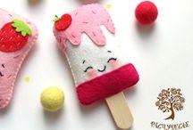палочки от мороженого