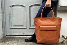 Bags and Pouches / A collection of all of our high-quality leather bags and pouches.