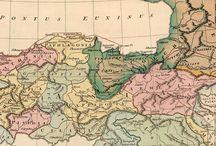 Tzanians ⚓ Lazlar / Kingdom of Colchis, Kingdom of Pontus, Kingdom of Lazica, Empire of Trebizond