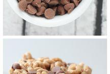 Snacks'n Desserts / Delicious treats!