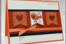 Hey valentine stamp set