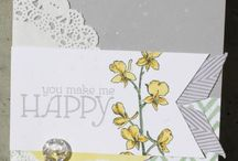 Stampin' Up! Happy Watercolour