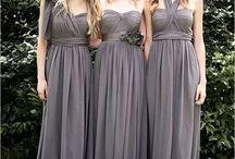 Bridesmaid- styles