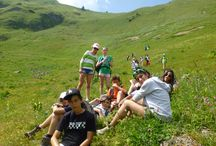 Summer School / Aiglon Summer School aims to provide a unique experience which is challenging, rewarding and fun. The programme is characterised by quality classroom education and exciting physical activity in a secure and friendly international community.