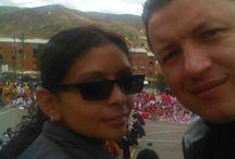 Con mi esposa