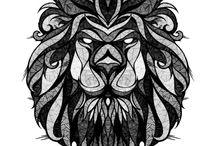 Lions / by Wine Scar