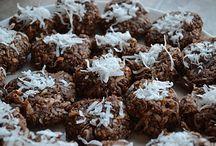 Easy-Peasy No Bake Desserts / by Tiana Marshall