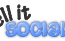 Sell it Socially / Sell it Fast, Sell it Easily, Sell it Socially.