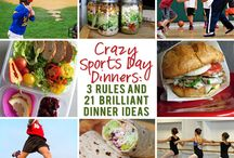 Baseball Mom... Dinners on the GO! / by Jaclyn Spring