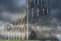 Churches / by Whitney Dorman