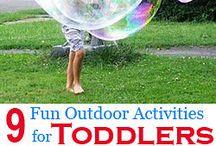 Kiddie Activity Ideas