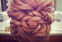 Romantic hairstyle