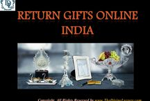 Return Gifts Online India