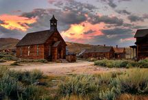 Ghost towns California