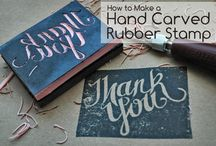 """Stampin' Up! Undefined Stamp Carving Kit / Stampin' Up! has a fabulous new kit that allows you to design your own rubber stamps! Awesome! Included in the Stamp Carving Kit: * 2 carving tools * 3"""" x 4"""" rubber * 3"""" x 4"""" foam * 4 wood blocks (various sizes) * 1 Island Indigo Stampin' Write Marker * 3 postcards * Instruction sheet * Stamp image templates (Design ideas)   Order online at http://www.stampinup.com/ECWeb/ProductDetails.aspx?productID=133402"""