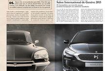 Publicité DS / D'hier à aujourd'hui, découvrez les publicités qui ont construit l'image de la marque DS !