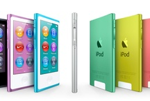 iPods / by Charmell Shaw