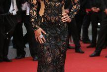 vestidos de famosas / vestidos de actrices y modelo famosas en el festival de canes 2015