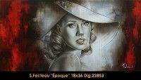 Sarah Fecteau / Artiste-peintre / professional artiste www.multi-art.net