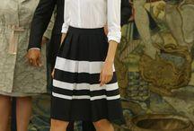 moda sencilla y elegante