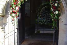Our Church Flower Arches/Castle Flower Arches