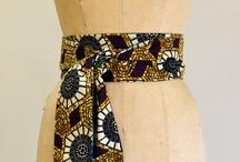 African belt