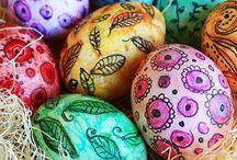 huevos de pascua / by 🎀 Maria 🎀