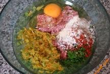 Köfteler-meatballs
