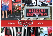 Disney Cars Party Decor
