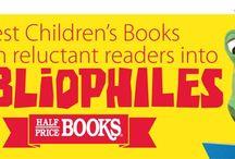 Books for Children / by Judith Stewart