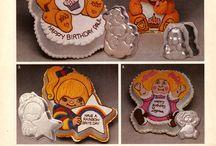 1980's Kids Birthday Cakes
