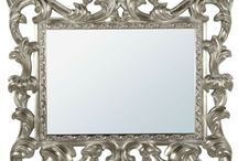 Mirror Mirror On The Wall / Mirrors are the easiest way to brighten up and make a room look bigger. We have such a stunning collection, there's one for everyone! Take a look at www.houseofsparkles.co.uk