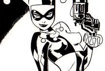 Harley Quinn: the best / Harley Quinn, Batman Character