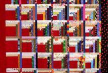 Quilts - Scrappy / by Debra Coleman