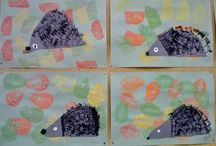 Natural Science/Art/Hedgehogs