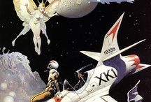 Vintage sci-fi