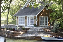 Someday Lake House or Cabin  / by Molly Swyers