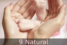 Natural Comfort Techniques for Birthing