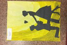 My Student's Artwork