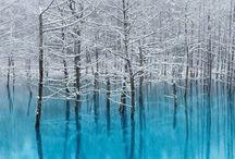 Bleu à l'âme