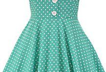 1950 dresses