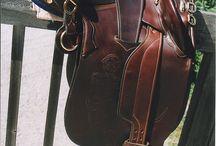 Saddles and horse stuff